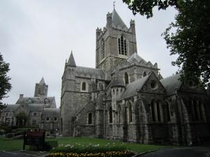 Dublin - katedrála Christ church